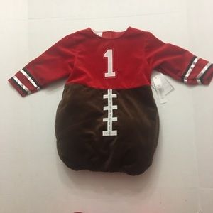 New Koala Kids Football Costume